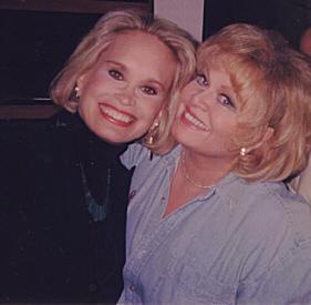 Sharon Danels With Sally Struthers